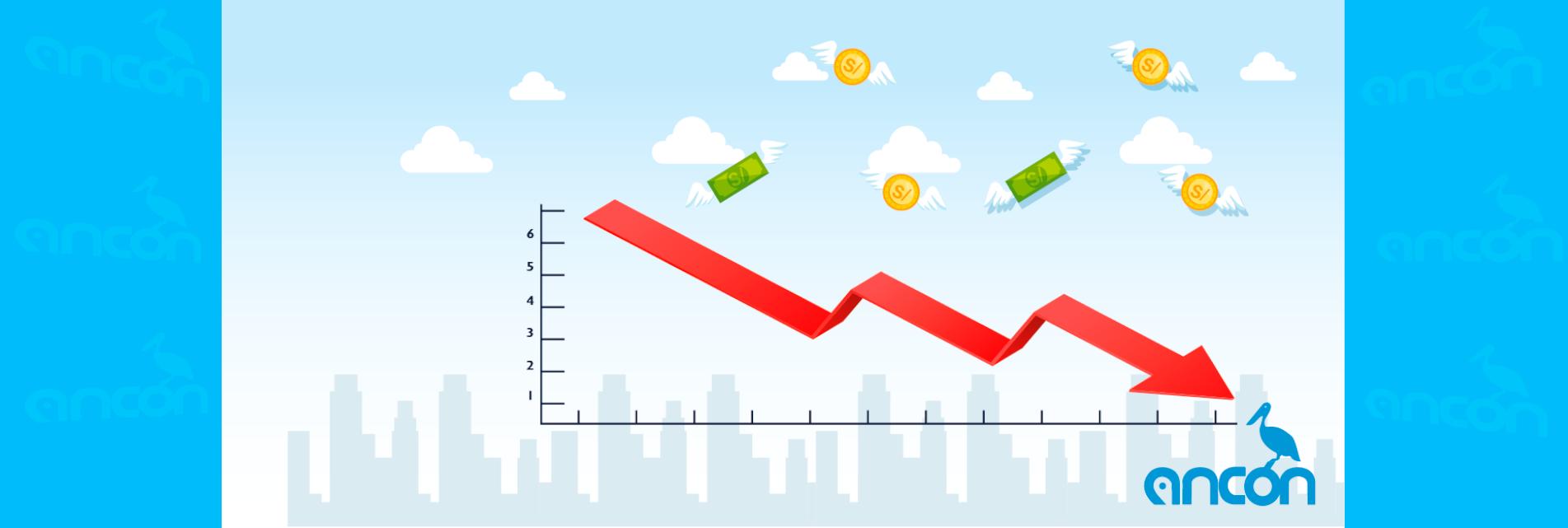 La recaudación decrece mientras la demanda por más y mejores servicios se incrementa
