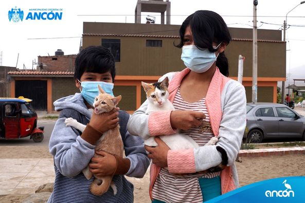 CAMPAÑA VETERINARIA MUNICIPAL DESCENTRALIZADA ATENDIÓ A ANIMALITOS DE SAN FRANCISCO DE ASÍS