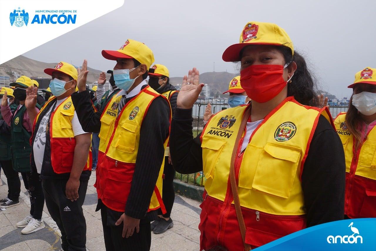TRINOMIO DE SEGURIDAD CIUDADANA SE FORTALECE CON LA RED DE COOPERANTES DE LA  PNP