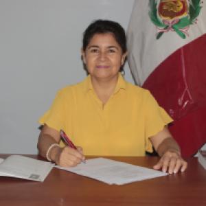 GLORIA GISELA RONDON ALCANTARA